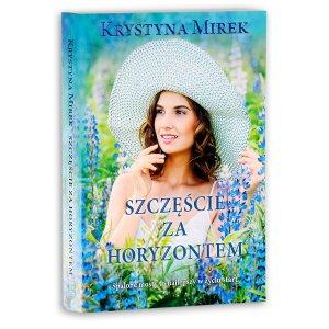 książka Szczęście za horyzontem